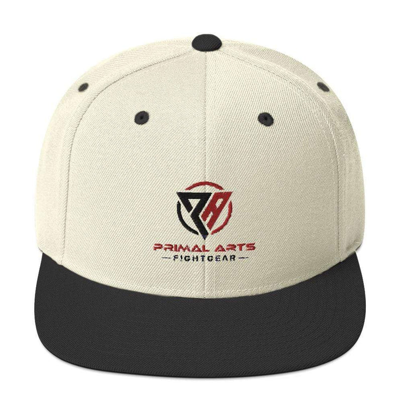 Best fightgear for mma, mixed martial arts, boxing, kickboxing and jiu jitsu. no gi bjj gear buy online Primal Snapback Hat - Primal Arts Fightgear -