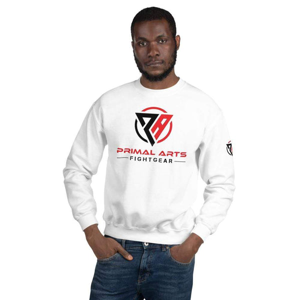 Best fightgear for mma, mixed martial arts, boxing, kickboxing and jiu jitsu. no gi bjj gear buy online Unisex Sweatshirt - Primal Arts Fightgear -