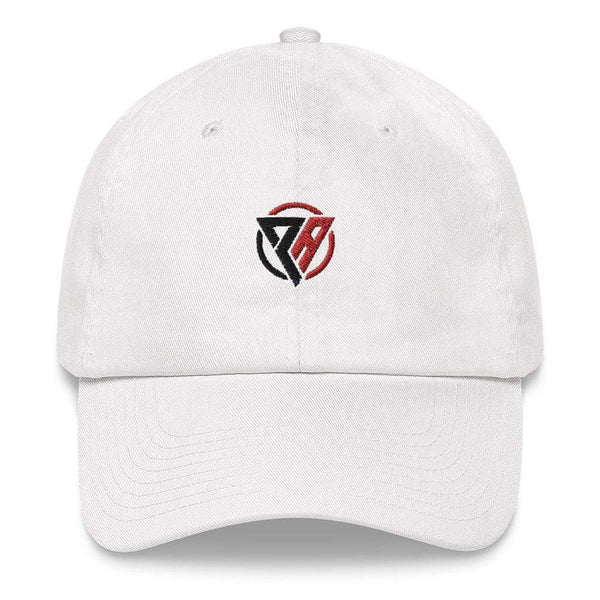 Best fightgear for mma, mixed martial arts, boxing, kickboxing and jiu jitsu. no gi bjj gear buy online Primal Dad hat - Primal Arts Fightgear - White