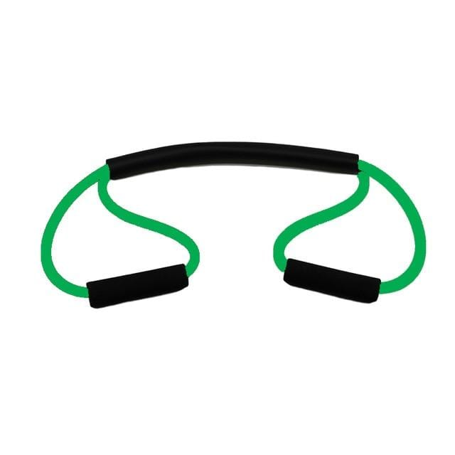Best fightgear for mma, mixed martial arts, boxing, kickboxing and jiu jitsu. no gi bjj gear buy online MMA Shadow Boxing Resistance Band Speed Training - Primal Arts Fightgear - 30LB Green
