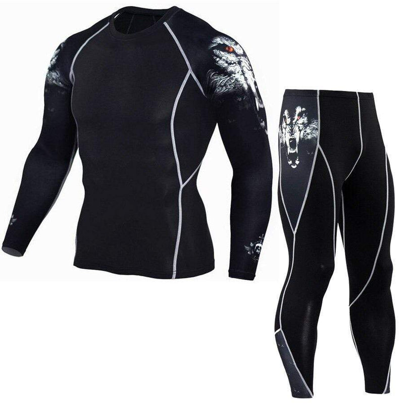 Best fightgear for mma, mixed martial arts, boxing, kickboxing and jiu jitsu. no gi bjj gear buy online Wild Wolf - Primal Arts Fightgear - 3XL (180-190cm) / (95-105kg) / 2-piece long