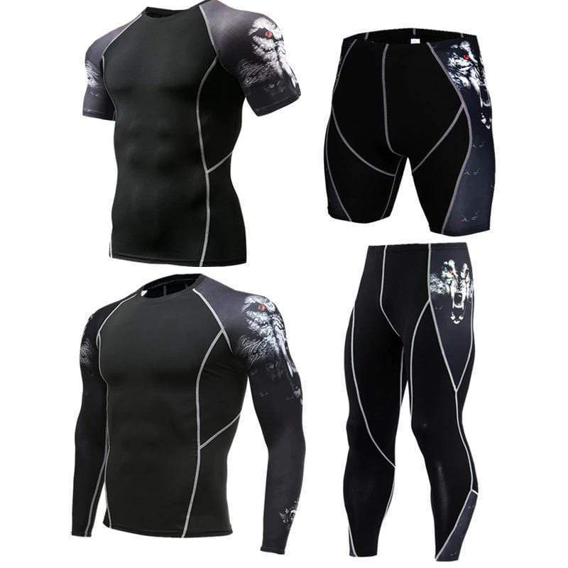 Best fightgear for mma, mixed martial arts, boxing, kickboxing and jiu jitsu. no gi bjj gear buy online Wild Wolf - Primal Arts Fightgear - 3XL (180-190cm) / (95-105kg) / 4-piece