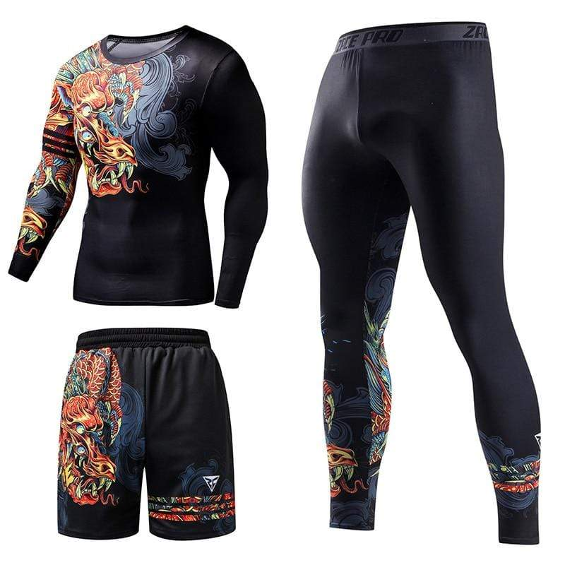 Best fightgear for mma, mixed martial arts, boxing, kickboxing and jiu jitsu. no gi bjj gear buy online Chinese Basilisk - Primal Arts Fightgear -