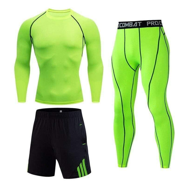 Best fightgear for mma, mixed martial arts, boxing, kickboxing and jiu jitsu. no gi bjj gear buy online Customize Your 3-piece Set - Primal Arts Fightgear - Classic Green / M (170-180CM) / (65-75KG)