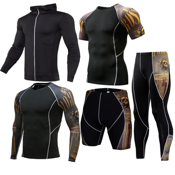 Best fightgear for mma, mixed martial arts, boxing, kickboxing and jiu jitsu. no gi bjj gear buy online Golden Skull - Primal Arts Fightgear - M (160-170cm) / (55-70kg) / 5 Piece Set