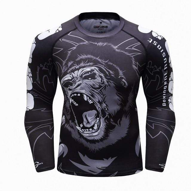 Best fightgear for mma, mixed martial arts, boxing, kickboxing and jiu jitsu. no gi bjj gear buy online Growling Gorilla - Primal Arts Fightgear -