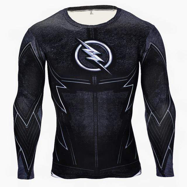 Best fightgear for mma, mixed martial arts, boxing, kickboxing and jiu jitsu. no gi bjj gear buy online Thunder Dark Top - Primal Arts Fightgear - M