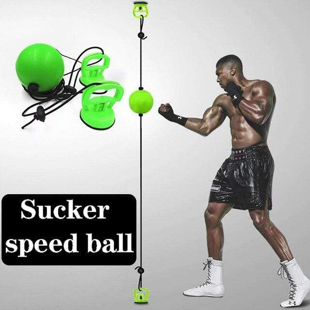 Best fightgear for mma, mixed martial arts, boxing, kickboxing and jiu jitsu. no gi bjj gear buy online Primal Speed Training Punch Ball - Suction Cup For Home Use - Primal Arts Fightgear - Default Title