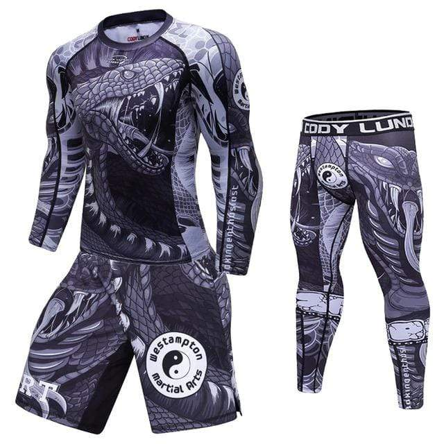 Best fightgear for mma, mixed martial arts, boxing, kickboxing and jiu jitsu. no gi bjj gear buy online Dragon Venum - Primal Arts Fightgear - XXL (180-190) / (85-95kg) / 3-piece long
