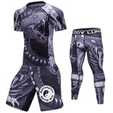 Best fightgear for mma, mixed martial arts, boxing, kickboxing and jiu jitsu. no gi bjj gear buy online Dragon Venum - Primal Arts Fightgear - XXL (180-190) / (85-95kg) / 3-piece short
