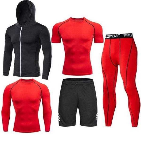 Best fightgear for mma, mixed martial arts, boxing, kickboxing and jiu jitsu. no gi bjj gear buy online Red Complete - Primal Arts Fightgear - XXL (185-200cm) / (90-105kg)