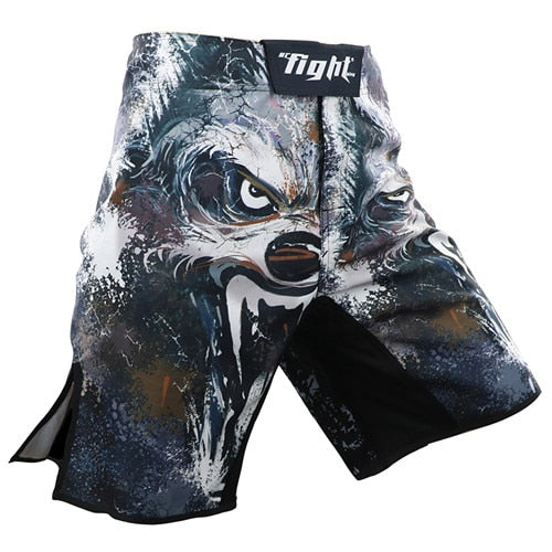Best fightgear for mma, mixed martial arts, boxing, kickboxing and jiu jitsu. no gi bjj gear buy online Were Wolf - Primal Arts Fightgear - XXS