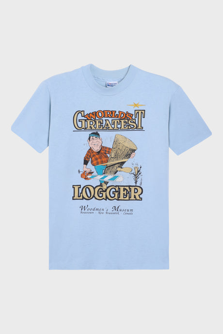 World's Greatest Logger T-Shirt