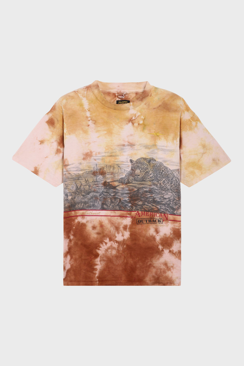 product-color-American Outback Hand-Dyed T-Shirt