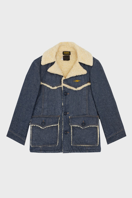 Denim Ranch Coat