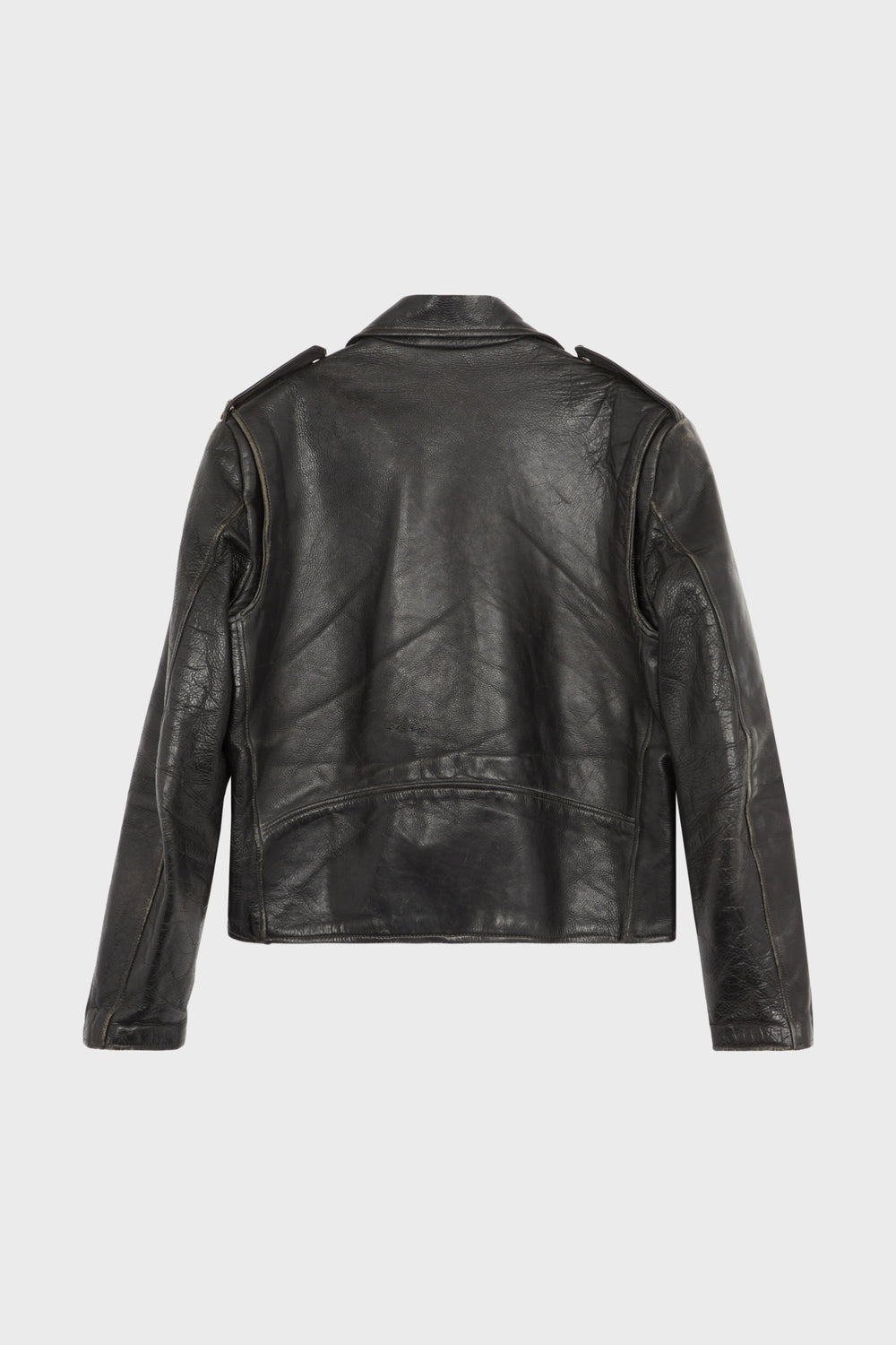 product-color-Biker Leather Jacket