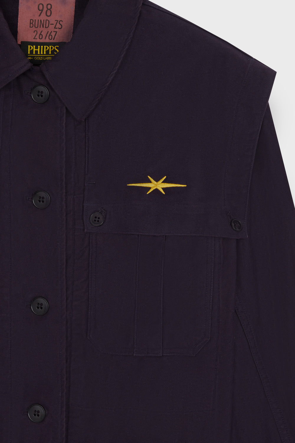 product-color-Military Jacket