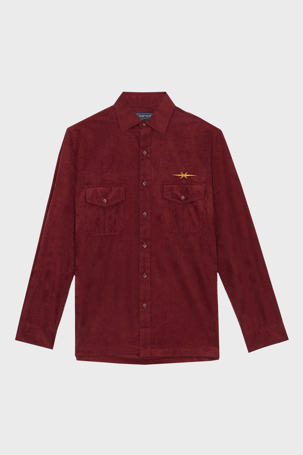 product-color-Velvet Shirt