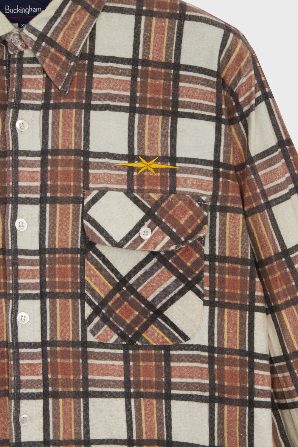 product-color-Plaid Shirt