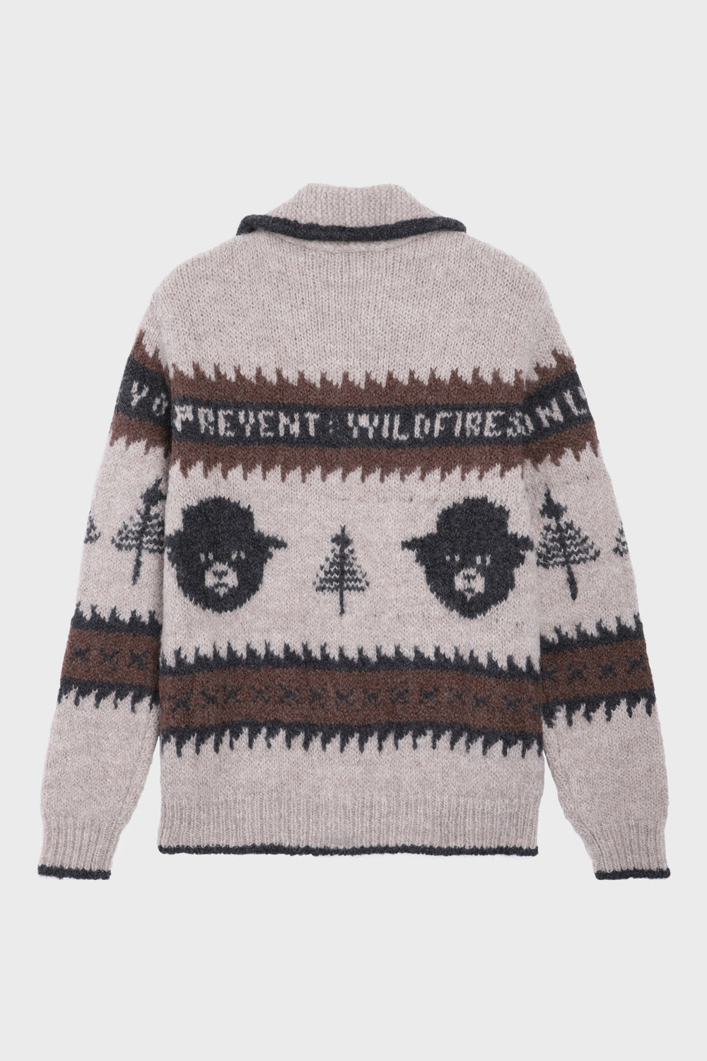 product-color-Smokey Bear Cardigan