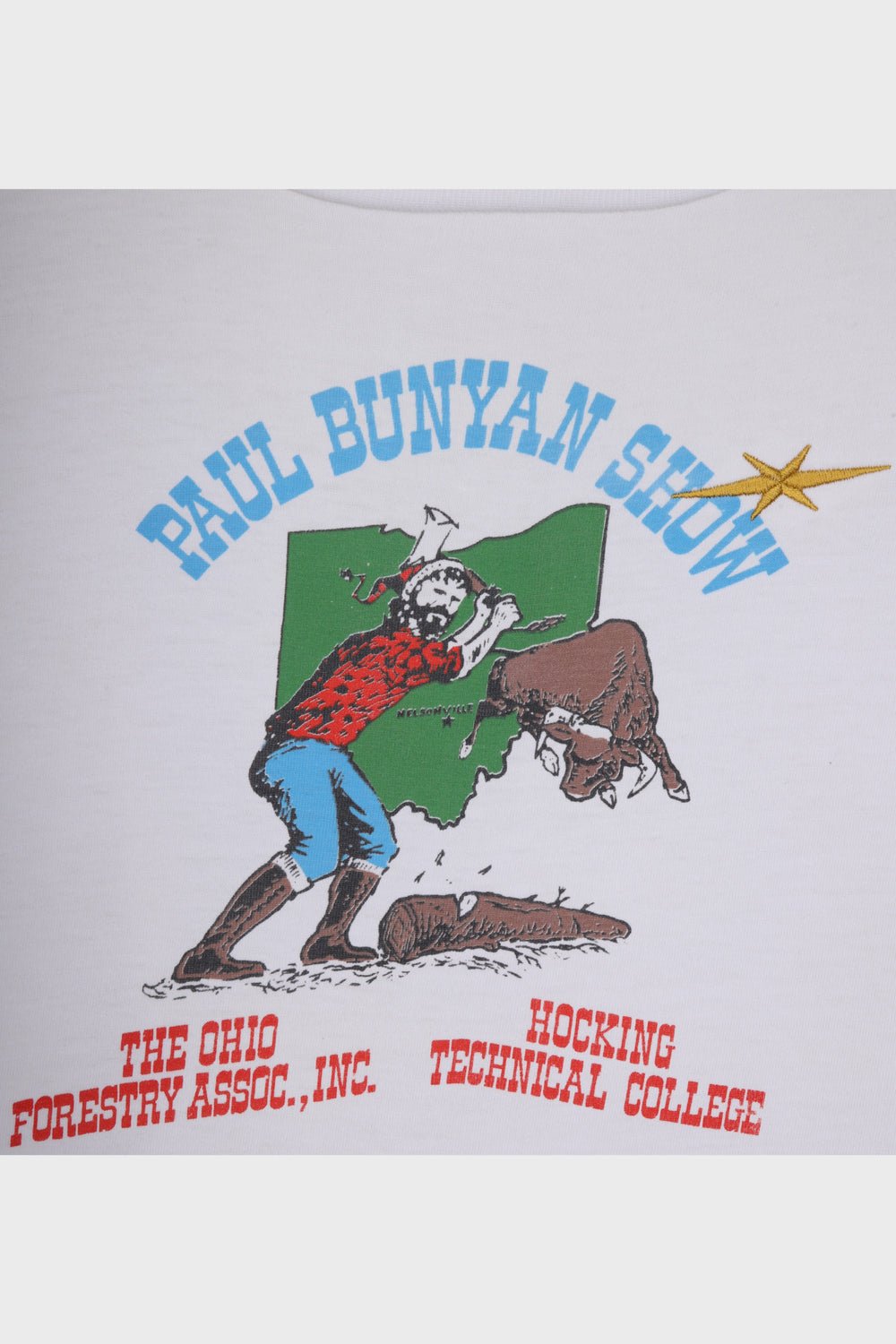 product-color-Paul Bunyan Longsleeve T-Shirt