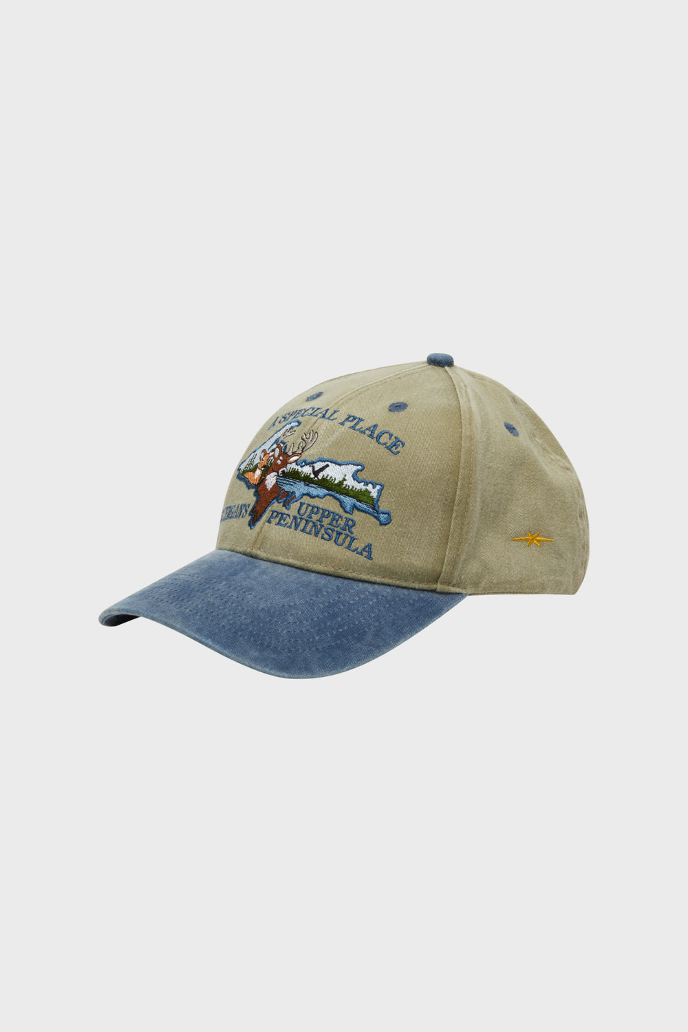 product-color-A Special Place Baseball Cap