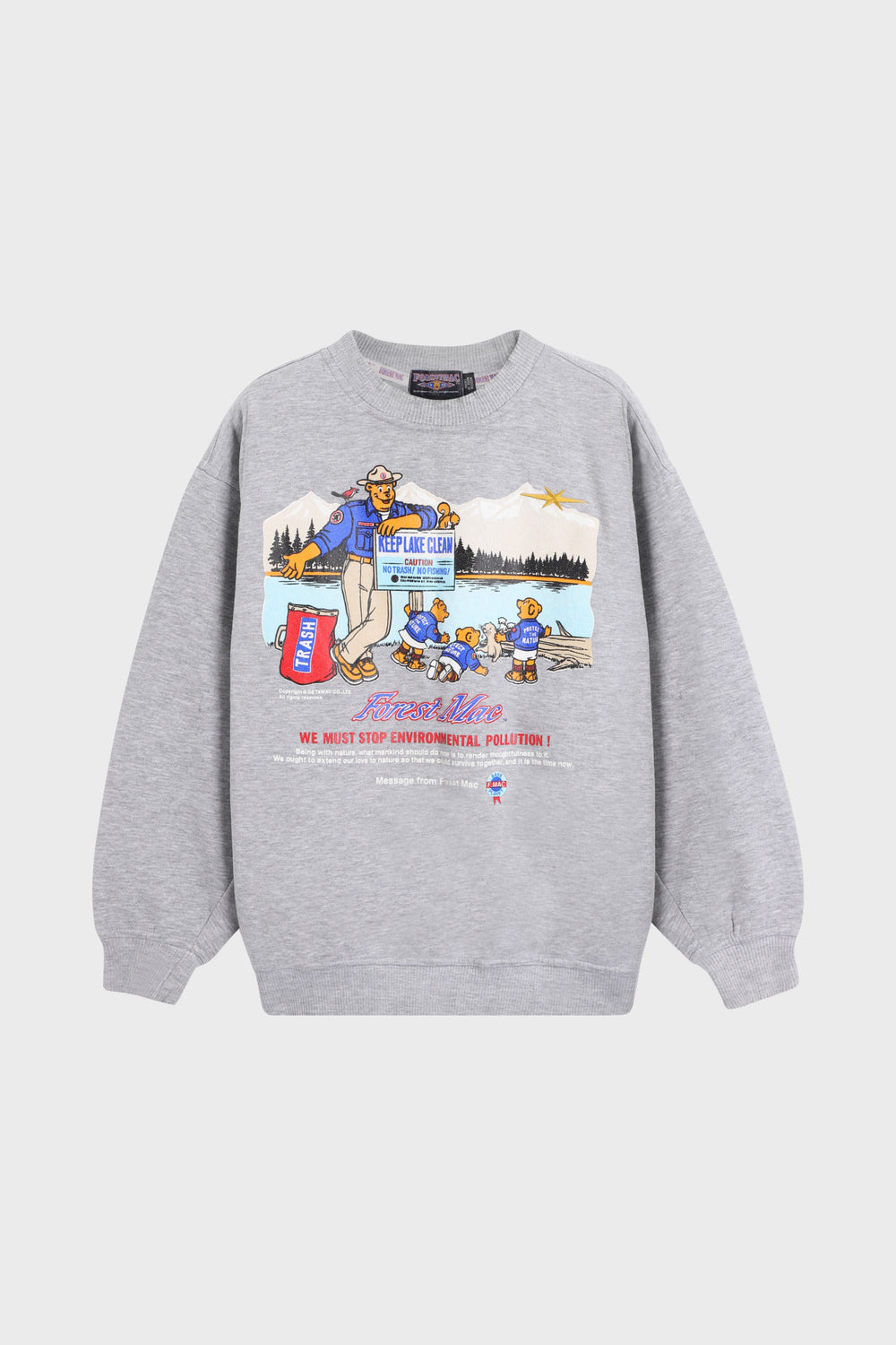 product-color-Forest Mac Sweatshirt