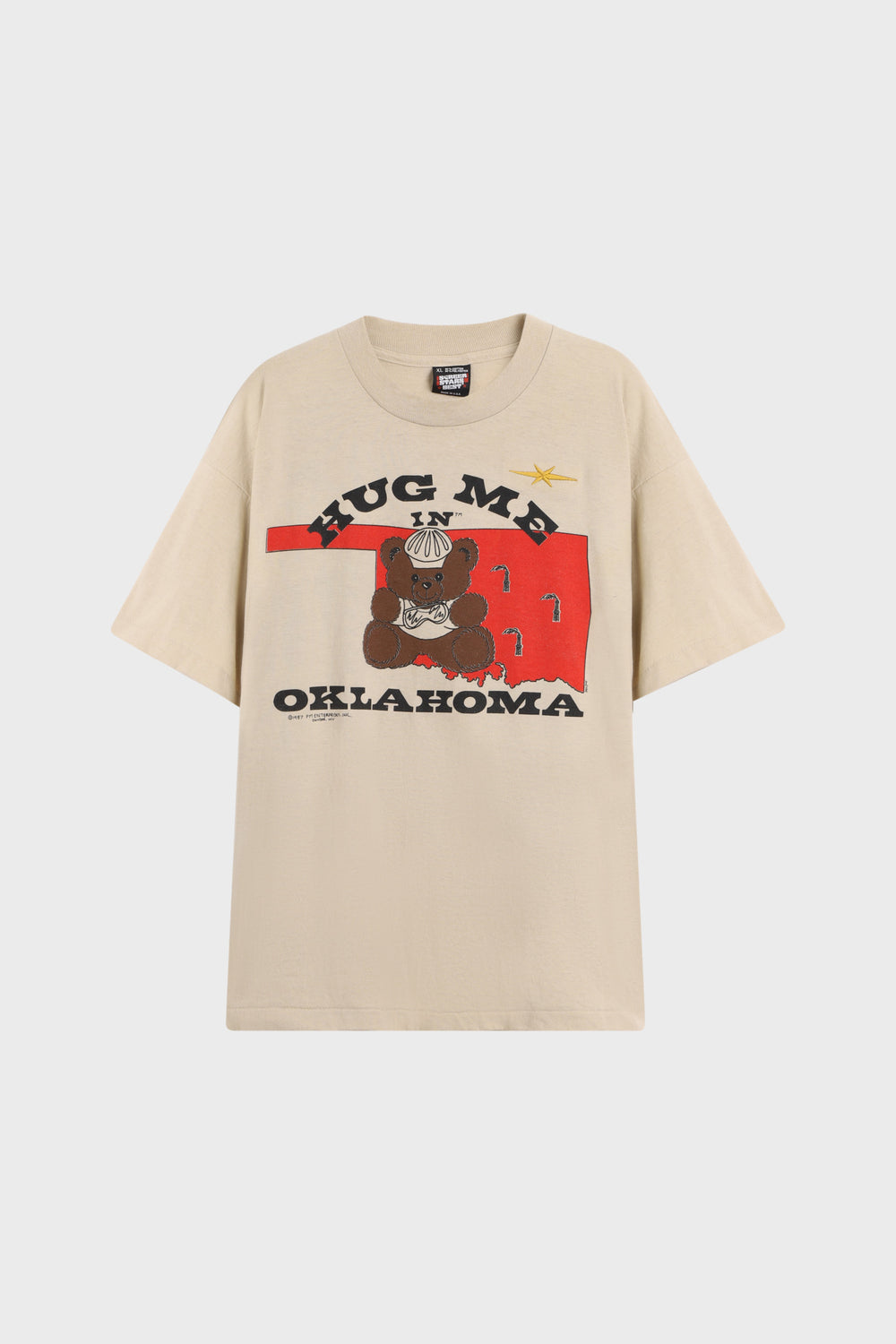 product-color-Hug Me in Oklahoma T-shirt