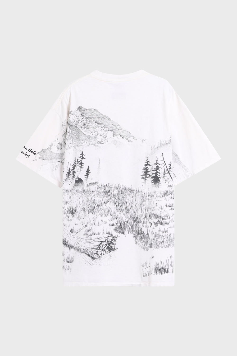 product-color-Jackson Hole Wyoming T-shirt