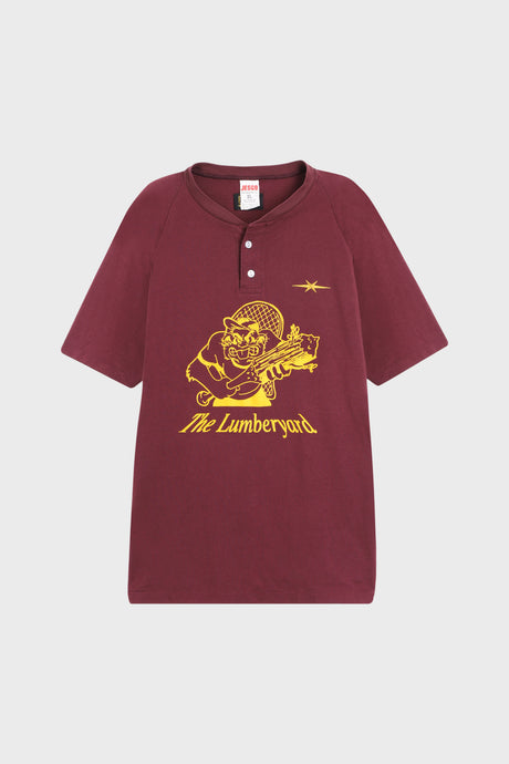 The Lumberyard button-up T-shirt