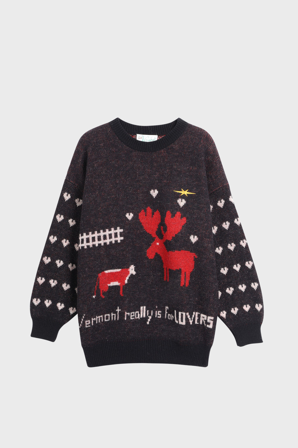 Vermont Lovers Crewneck Sweater