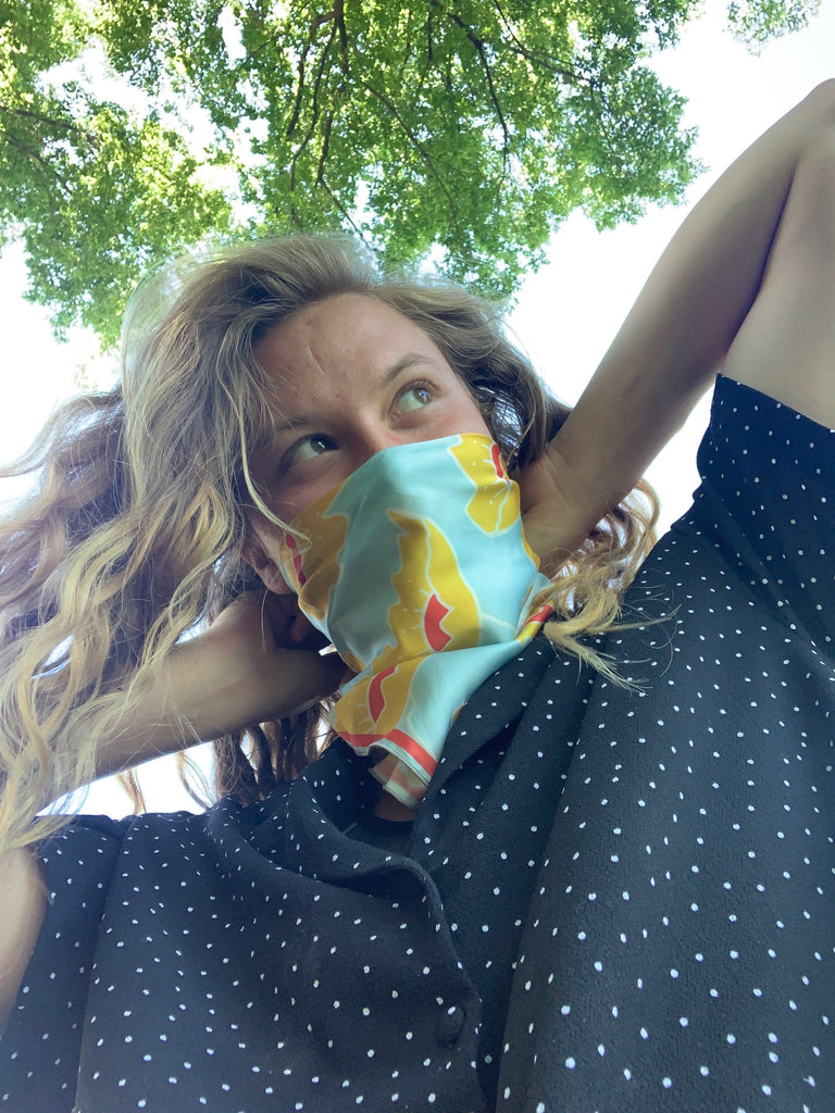 "7 ""Inventive"" Things to Use When You Forget Your Mask"