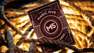 Magic Five Playing Cards