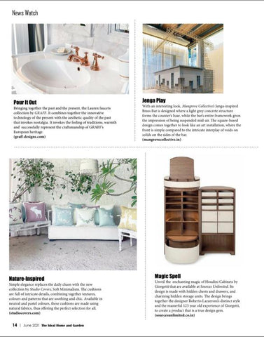 the ideal home and garden coverage