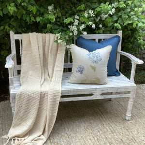 Ellora Cotton Throw - Studio Covers
