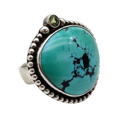Turquoise Second Hand Ring