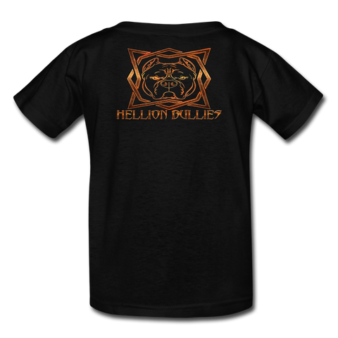 Hellion Bullies Kids' T-Shirt - black