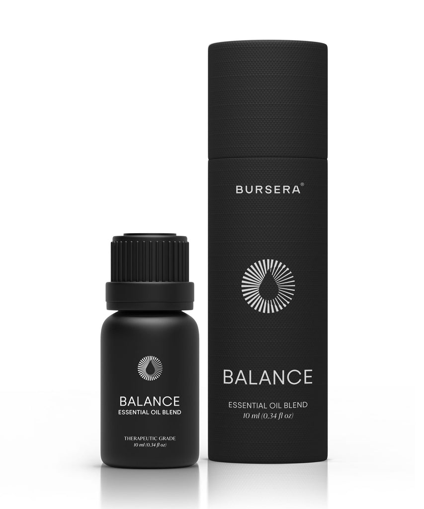Bursera Balance Blend and Tube