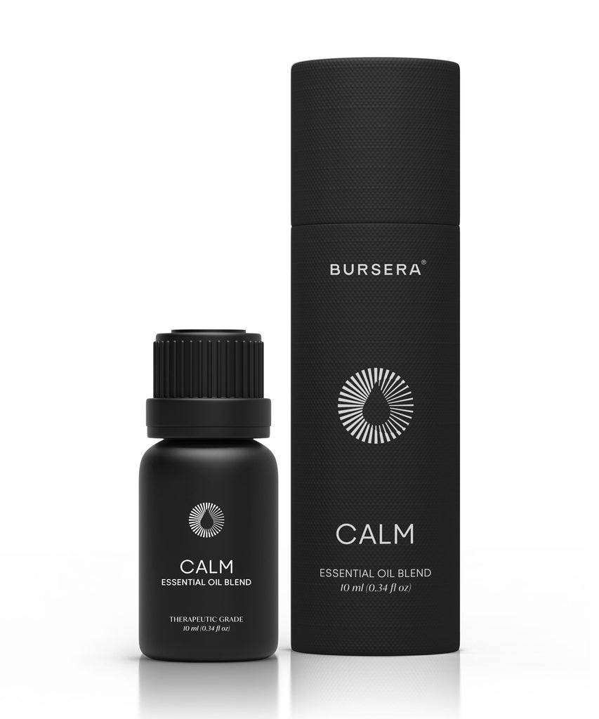 Bursera Calm Essential Oil Blend and Tube