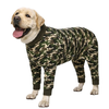 Cartoon Printed Dog Pajamas