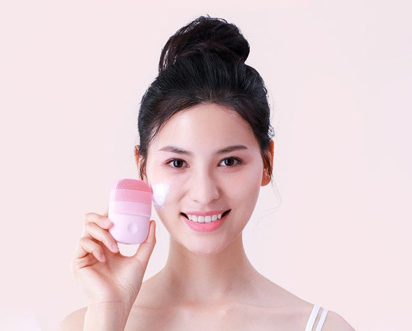 Ultrasonic Electric Cleansing Brush - UsefulPoint