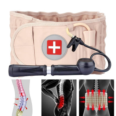 Lumbar Back Pain Relief Belt - UsefulPoint