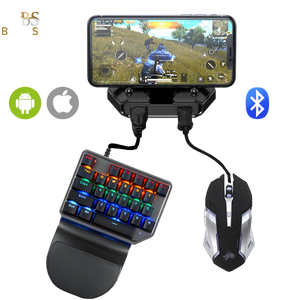 Gamepad PUBG Mobile Bluetooth 5.0 Android/IOS - [LANÇAMENTO EXCLUSIVO]
