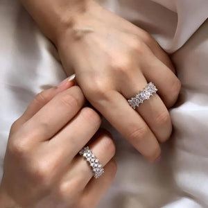 Solitaire Rings - Zevar King