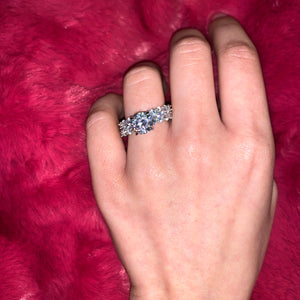 ICY WIFEY SOLITAIRE RING - Zevar King