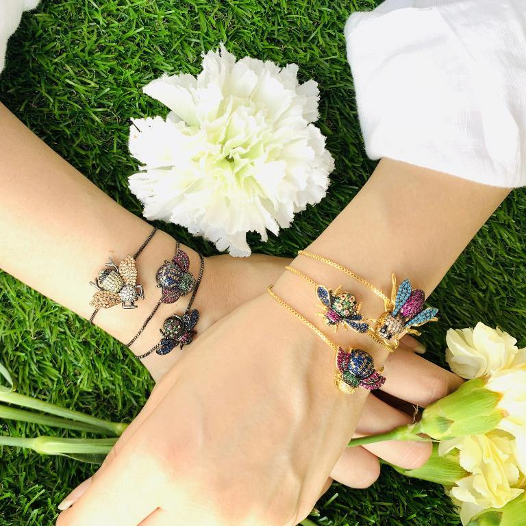 Bug Bracelet/Necklace - Zevar King