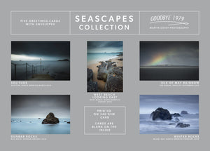 Scottish Landscape Photography Greetings Cards (Pack of 5)