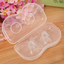 Load image into Gallery viewer, Reuseable Tool Nipple Protection Cover Baby Feeding Supplies Silicone Nipple Protectors