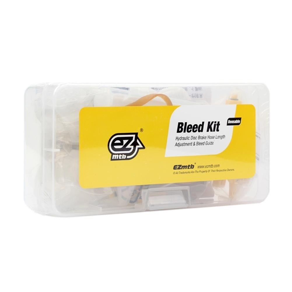Bicycle Hydraulic Disc Brake Mineral Oil Bleed Kit for SHIMANO