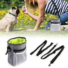 Load image into Gallery viewer, Pet Dog Training Treat Snack Bait Dog Obedience Agility Outdoor Pouch Food Bag Dogs Snack Bag